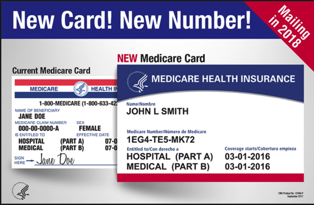 New Medical Card