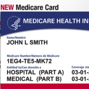 New Medicaid Card