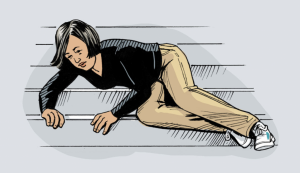 Read more about the article The Art of Falling Safely
