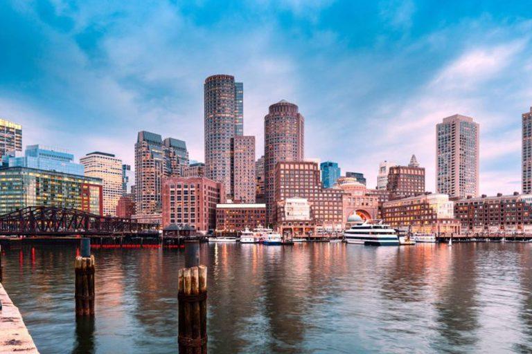 Boston, MA. – 2003