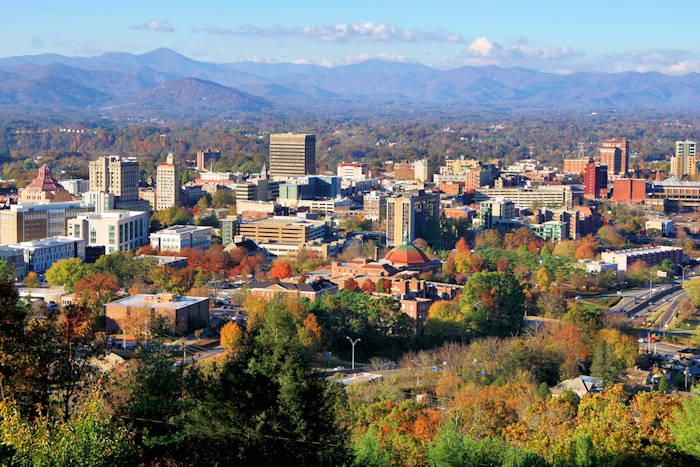 Asheville, NC 2015