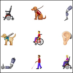 Emojis with Disabilities Coming to a Phone