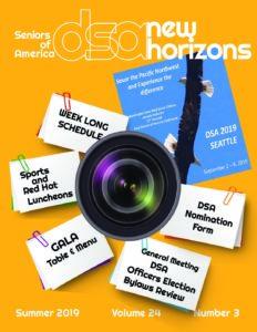 Peek DSA New Horizons Summer 2019