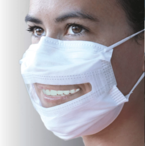 Clear Surgical Mask