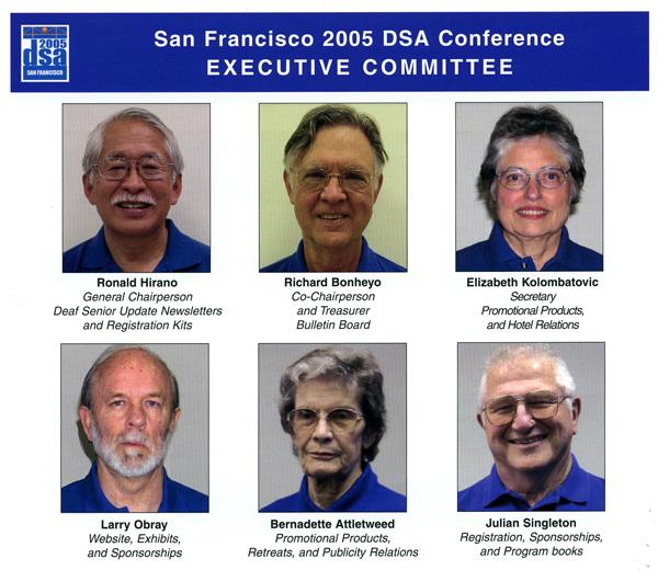 2005 DSA Conference2